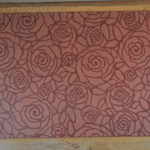 "Terrecotte Roses  28"" x 18"""